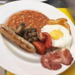 Single English Breakfast